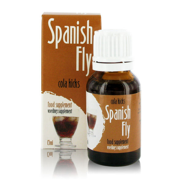 SPANISH FLY COLA KICKS GOTAS ESTIMULANTES